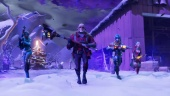 Fortnite - Survive the Holidays Save the World Trailer