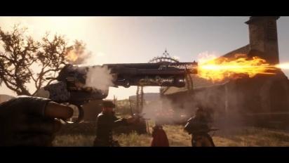 Red Dead Redemption 2 - Red Dead Online Trailer
