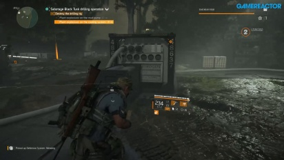 The Division 2: Episódio 2 - Sabotagem a Black Tusk