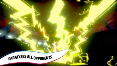 Pokémon Sword/Shield - Trailer dos Gigantamax