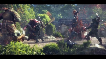 Shadow Warrior 2 - Console Launch Trailer