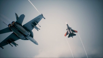 Ace Combat 7: Skies Unknown - Erusea Strikes Back Trailer