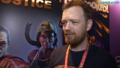 Raging Justice - Nic Makin Interview