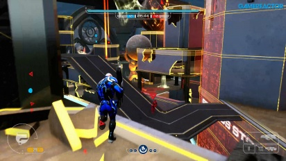 Crackdown 3 - Jogabilidade do Multiplayer
