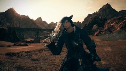 Final Fantasy XIV: Shadowbringers - Gunbreaker Reveal Trailer