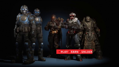 Gears 5 - Trailer das personagens de Operation 1