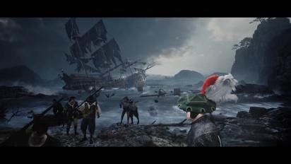 RAN: Lost Islands - Trailer da EGX 2019