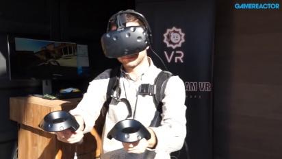 Serious Sam VR - Entrevista Ante Vrdelja