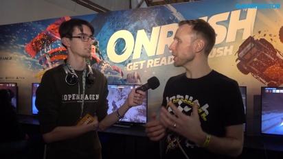 Onrush - Entrevista Paul Rustchynsky