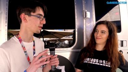 Serious Sam 4: Planet Badass - Nika Dvoravic Interview