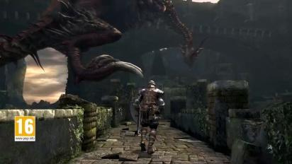 Dark Souls: Remastered - Keep Calm Switch Trailer
