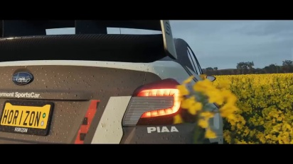 Forza Horizon 4 - Spring Fields Trailer