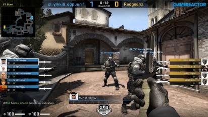 OMEN by HP Liga - Div 3 Round 2 - cl_yrkkiä_eppuun 1 vs Redgeenz - Inferno.