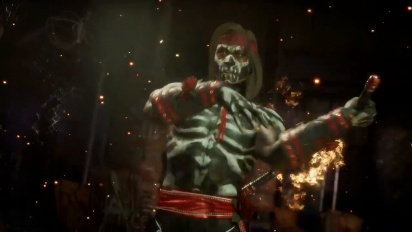 Mortal Kombat 11 - Trailer do pacote Masquerade Skin