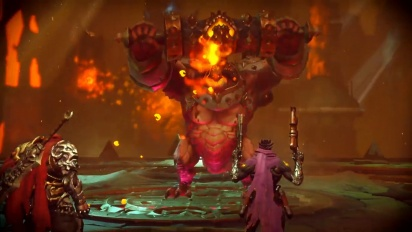 Darksiders Genesis - Accolades Trailer