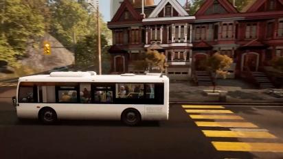 Bus Simulator 21 - Launch Trailer