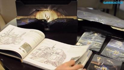 Starcraft II: Legacy of the Void - Unboxing da Edição de Colecionador