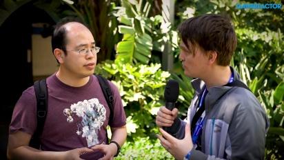 Pokémon Go - Entrevista Ed Wu
