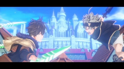 Black Clover: Quartet Knights - Trailer