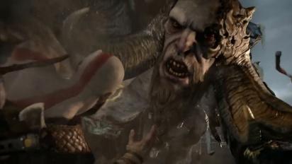 God of War - Bestiary: Trolls Trailer