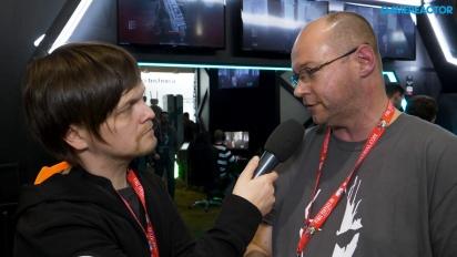 Deathgarden - Ash Pannell Interview
