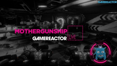 Mothergunship - Livestream Replay