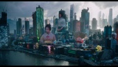 Ghost in the Shell - Trailer 2 Legendado