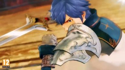Fire Emblem Warriors –- Launch Trailer