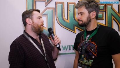 Gwent - Entrevista Jakub Szamalek