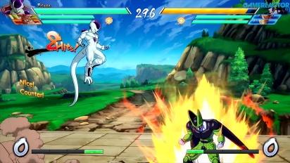 Dragon Ball FighterZ - Modo Arcade