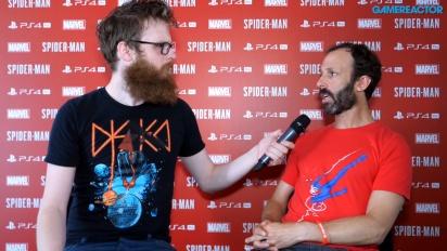 Spider-Man - Ryan Schneider Copenhagen Interview