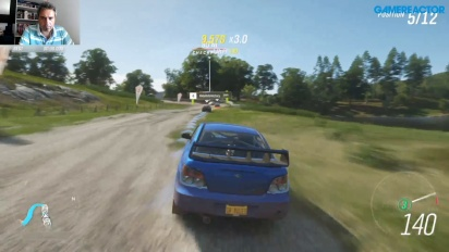 Uma Hora com Forza Horizon 4