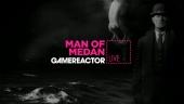 Livestream Replay - Man of Medan: Curator's Cut
