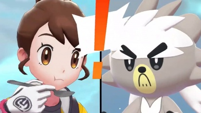 Pokémon Sword/Shield - Isle of Armor & Crown Tundra Overview Trailer