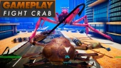 Fight Crab - Gameplay