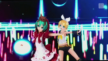 Project Diva F 2nd - Launch Trailer