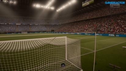 FIFA 17 -  AC Milão vs Nápoles