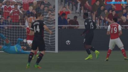 FIFA 17 - Arsenal vs Liverpool