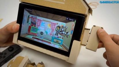 Nintendo Labo: Casa Toy-COn