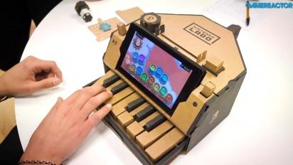Nintendo Labo: Piano Toy-Con