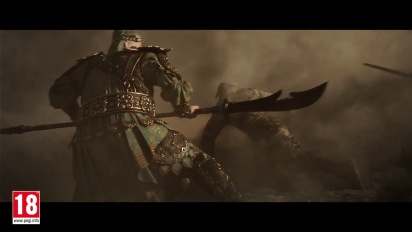 For Honor - Marching Fire Trailer