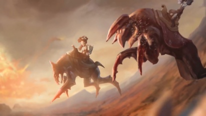 Endless Legend - Inferno Expansion Trailer