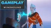 Windbound - Gameplay Highlights