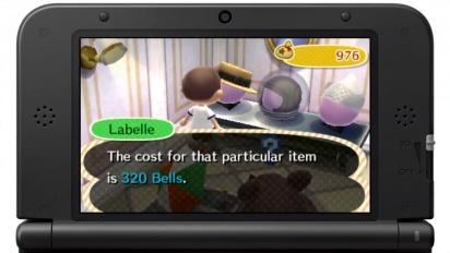 Animal Crossing: New Leaf - Inside the Treehouse: Custom Designs