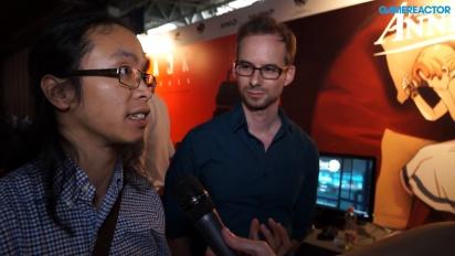 Forgotton Anne - Entrevista Alfred Nguyen e Michael Godlowski-Maryniak