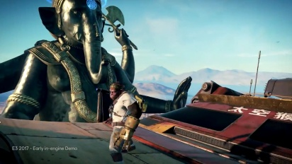 Beyond Good and Evil 2 - First In-Engine Demo