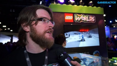 Lego Worlds - Entrevista Chris Rose
