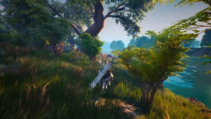 Biomutant - Gameplay Debut Trailer