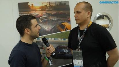 Wreckfest - Sakari Penttinen Interview