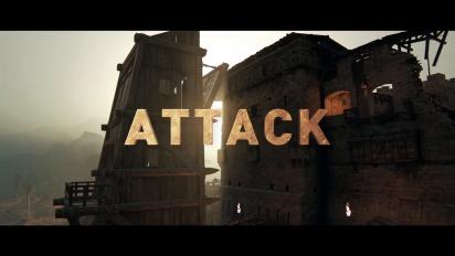For Honor: E3 2018 Breach Gameplay Trailer